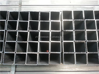 MS HOLLOW SECTION steel square pipe and tubes hollow section from Tianjin