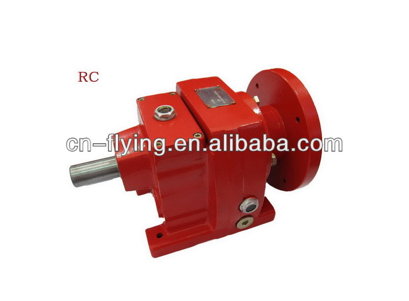 RC series helical bevel reducer