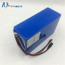 High capacity li-ion battery 48v 17.5ah electric bike battery with charger and BMS