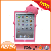 RENJIA silicone animal shape covers for kids 7 inch tablet case 7 inch tablet cover tablet pc cases