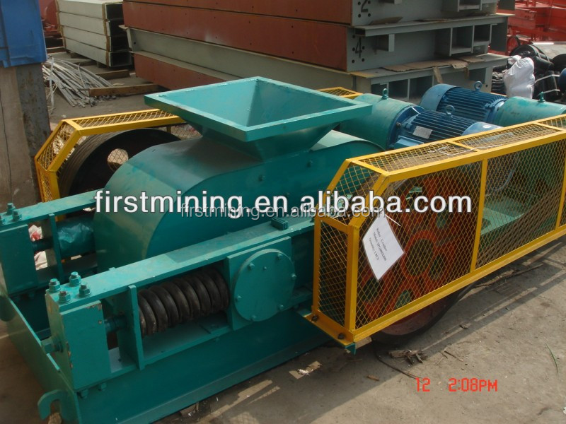 Double Roller Crusher for coal crushing plant