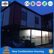 New combination Homes container office project cheap and easy building