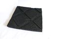 Supply Livestock Rubber Mat Of Diamond With Hammer Top Cow Mat