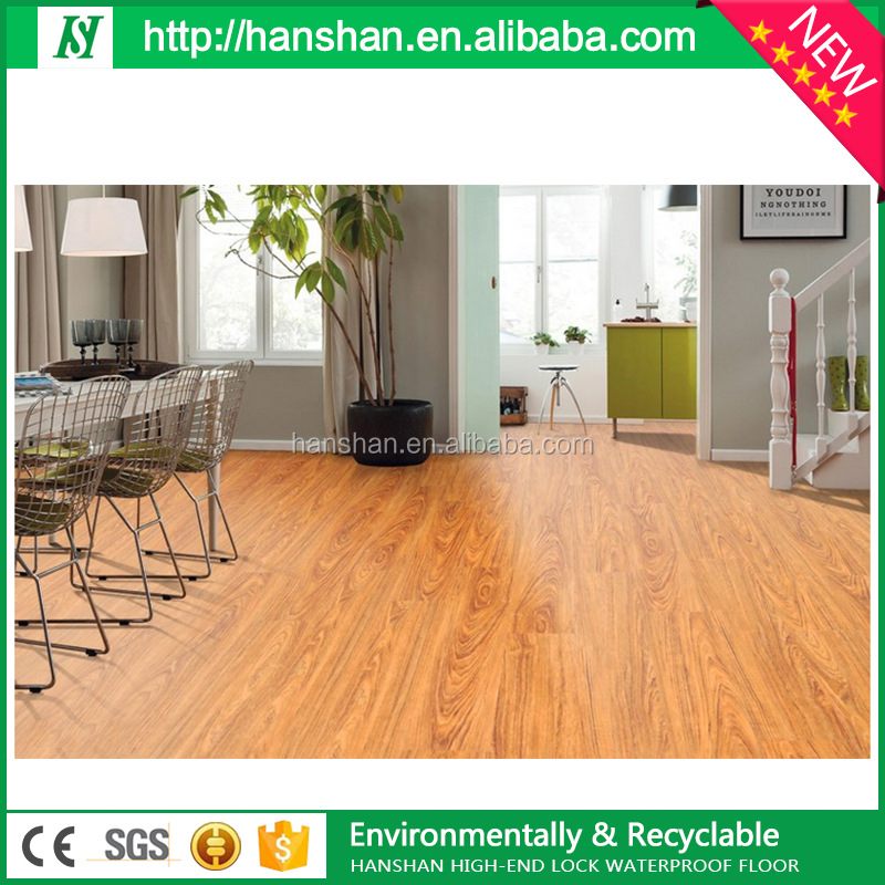 Anti-slip LVT PVC Vinyl Flooring rexin for floor