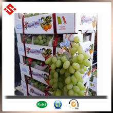 pp corrugated box grape boxes fruit packaging box for shipping