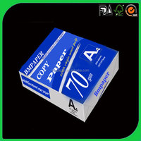 Hot Sale 100% Virgin Pulp Ik Copier Paper A4 size 70gsm 75gsm 80gsm