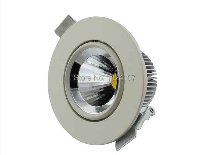 High power light source, Integrated chip AC85-265V COB 5W LED down light High CRI,Brighter,Long lasting, 2-year warranty T655605