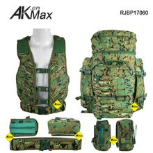 Hot selling wholesale backpack used military equipment for wholesales