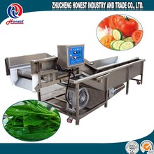 Fruit And Vegetable machine Chinese fruit and vegetable washer
