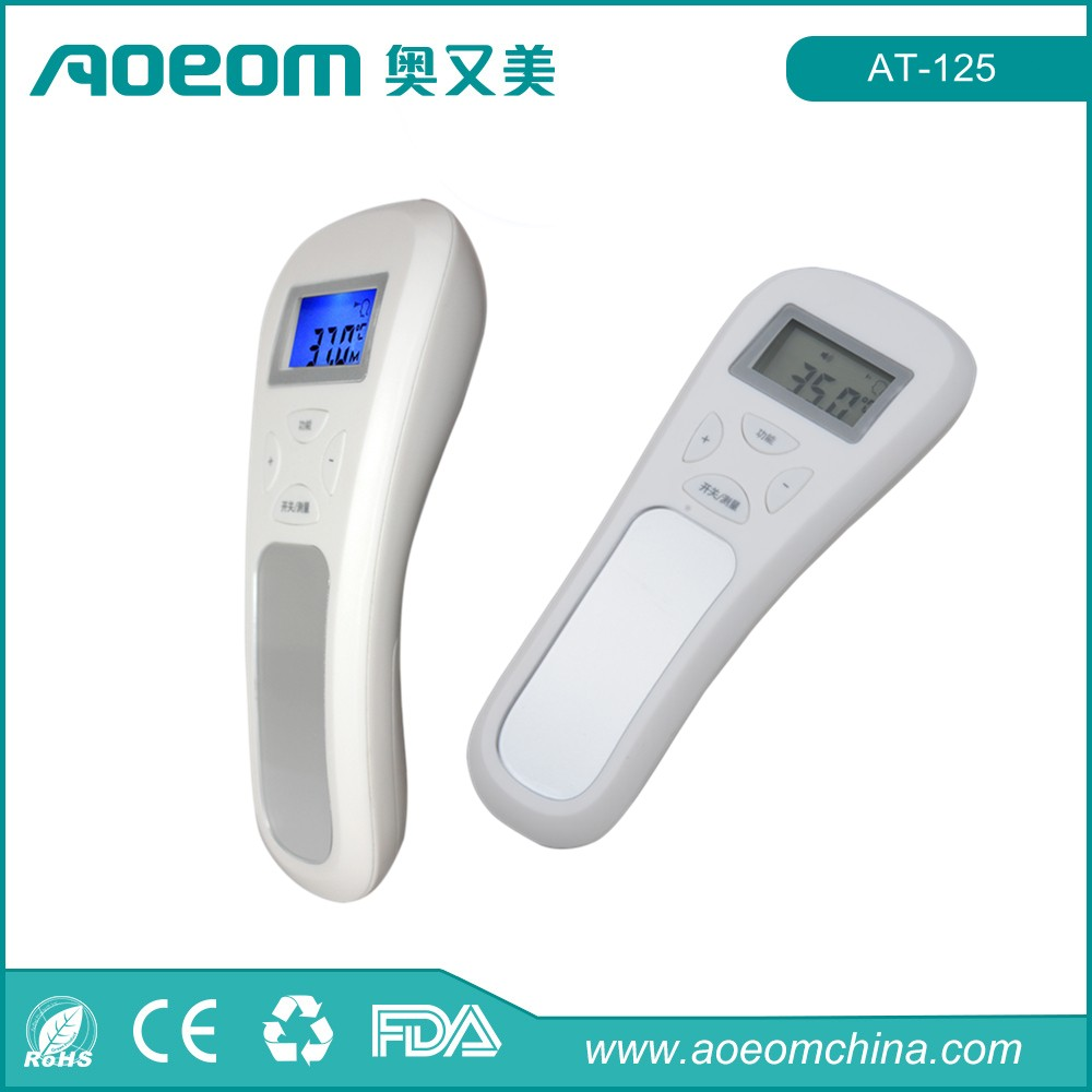 2016 One second test Infrared thermometer with FDA &CE Approved