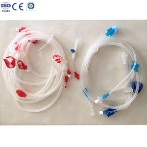 disposable dialysis bloodlines and hemodialysis blood tube set