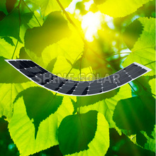 12V 100W flexible solar panel free standing solar panels caravan outdoor furniture solar powere