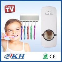 New Good Quality Portable Automatic Hand Free Toothpaste Dispenser