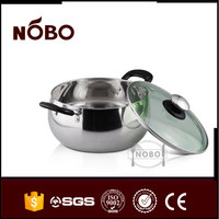 European style nonstick cookware brands hot stock pot