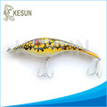 jerk bait fishing lure peculiar shape bait Kesun lure CHMN31 145mm 42g