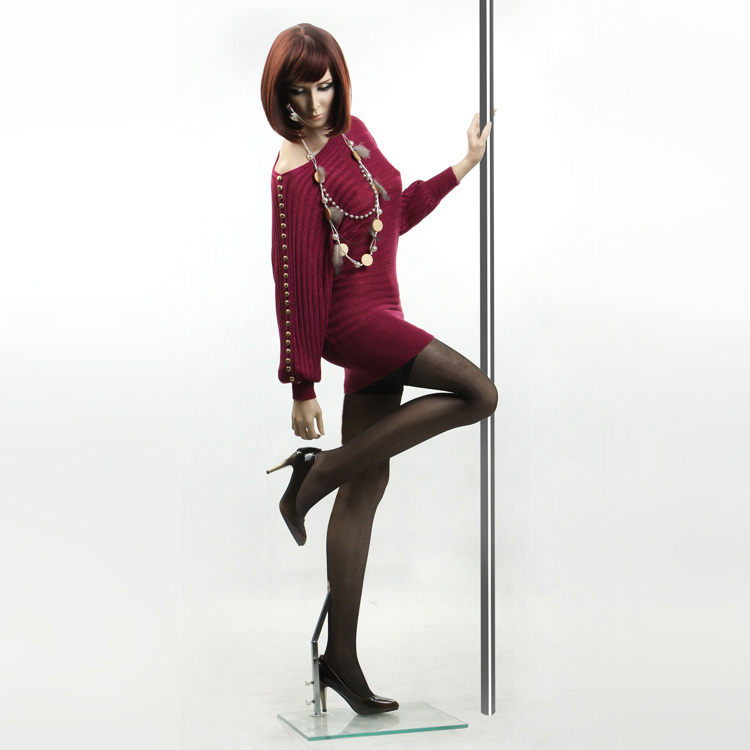 Hot sale cheap realistic female mannequin from China factory