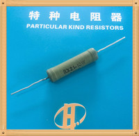 High-power ceramic resistors 2w 15.5mm 5.5mm 0.8mm resistance 150 ohm