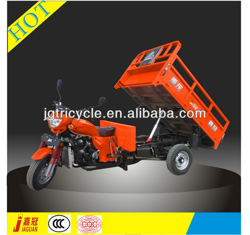 New design Chinese cargo 250c reverse trike
