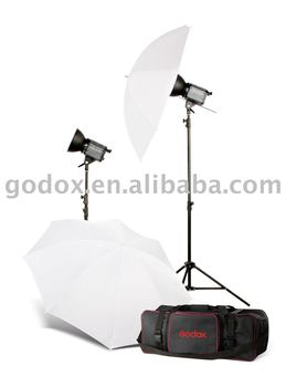 Quartz light umbrella kit QL500K, QL1000K, QL2000K