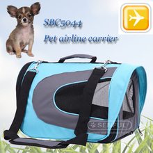 600d pet travel carrier bag dog fabric bag factory pet bag