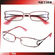 2013 Latset Fashion Ladies Stainless Steel Optical Eyewear (S-013)
