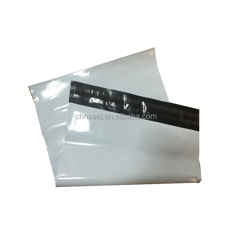 White plain PE Mailing Bags, poly mailers, plastic courier bags