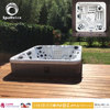 Best Sex Massage Black Spas Acrylic bathtub with Surf Jet for 6 people A620