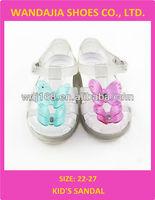 Cute Kids Jelly Sandals PVC Sandals