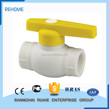 pure water supply system full-plastic ball valve PPR pipe fittings