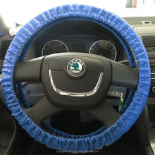 Hgh Quality Diy Leather Steering Wheel Cover
