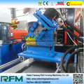 FX t bar stainless steelsteel profile roll forming machine