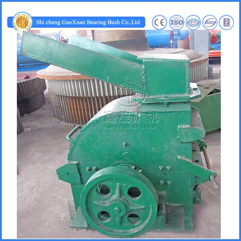 Portable mini hammer mill for stone mineral powder crushing