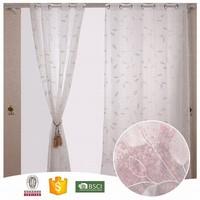 Most Popular Famous Brand Elegant dupioni silk curtain