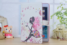 Stand luxury glitter diamond folio PU leather case for iPad Air 5th iPad