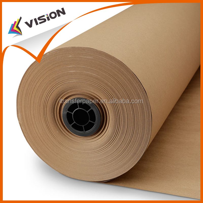 High quality 30 gsm Tissue paper for roller type sublimation heat press machine