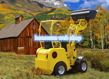 New small shovel wheel loaders / battery mini electric loader CHEAP