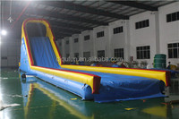 2016 Hot-selling Christmas event outdoor inflatable cheap slides for adult and kids