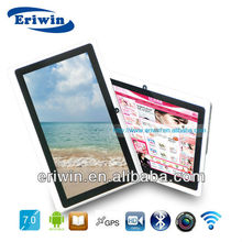 ZX-MD7001 China OEM 7 inch cheapest hot selling google android 4.0 Q88 512MB 4GB MID pc tablet