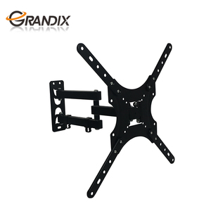 "High Quality Full Motion Tilt and TV Wall LCD standing Mount Bracket For 26""-55"" LCD TV Wall Mount With Extendable Arm"