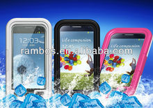 Summer for Samsung i9500 Galaxy S4 Waterproof Protective Phone Cover Case