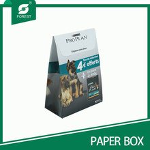 FACTORY WHOLESALE DOG FOOD PACKAGING PAPER BAG WITH CHEAP PRICE