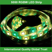 Hot-sale 12v smd 5050 rgbw led strip