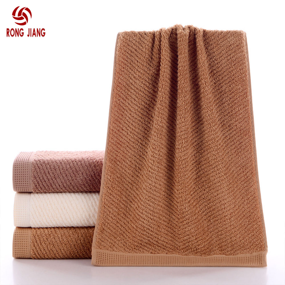 Factory direct plush cotton soft and comfortable fashion towel hotel advertising gifts can be customized logo