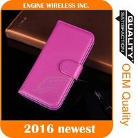 luxury phone case,phone battery cover case for zte blade a452,leather case