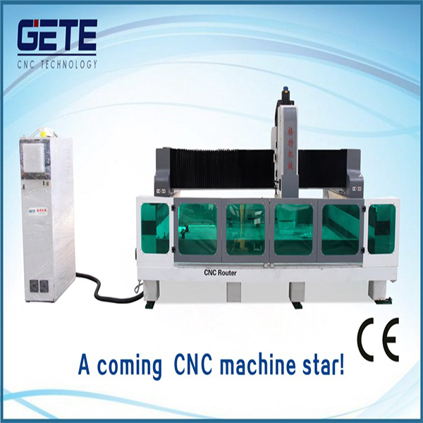 high stability atc granite engravingcnc router 3d polishing cutting