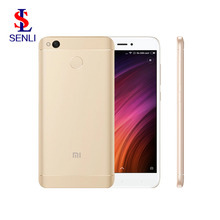 "Original Xiaomi Redmi 4X 4 X 3GB RAM 32GB ROM Mobile Phone Snapdragon 435 Octa Core 5.0"" Redmi Smart Phone"