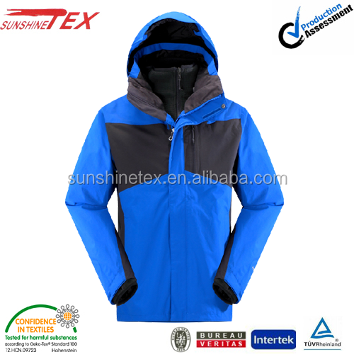 men's body warmer winter clothes 2015