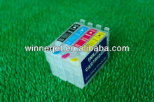 most welcome! refill ink cartridge for epson stylus C90, T0731-T0734