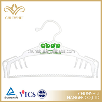 plastic underwear hangers with bar