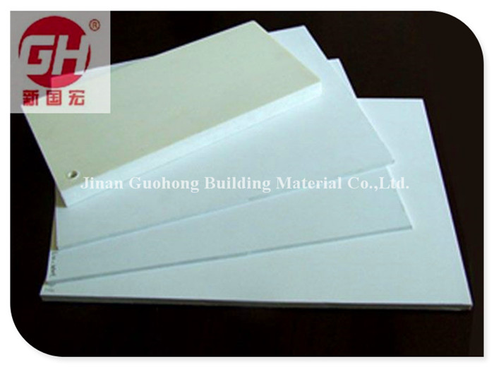 high density 2mm thin free PVC free foam board sheet
